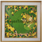 Kain Na Yee Shan Lacquer Painting