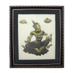 Law Ka Nat Bronze Brass Painting
