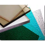 Solid & Embossed Polycarbonate Sheet