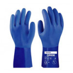 PVC Coated Gloves For Oil Protection