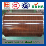 Steel plates 1295 Color coated