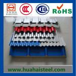 Color Corrugated Steel Sheet 1268