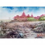 Kyaik Ka Mi Pagoda in Myanmar