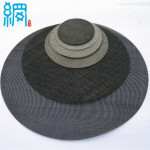 Filter discs for oil & gas industry