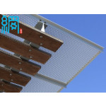 Perforated metal for architecture & decorative