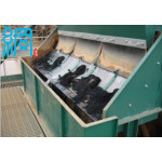 Slotted Wedge Sieve Bend Screen for Mining Industry