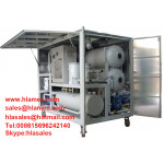 Double Stages Vacuum Transformer Oil Purifier