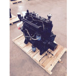 4 cylinder 45hp-85hp water cooled small boats diesel engine