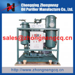 Series ZYD Double Stage Vacuum Insulating Oil Regeneration Purifier
