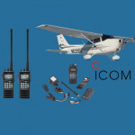 IC-A6 and IC-A24 Transceiver for Pilot's favorite  handheld