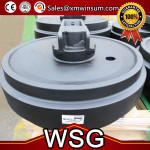 417337 E312 Excavator front idler for undercarrige parts