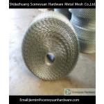 galvanized brick coil mesh