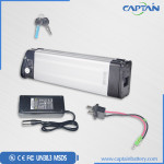 Rechargeable Li-Ion Battery Pack 24V 20Ah for Electric Bicycle EBike 2170 lion battery pack