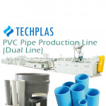 uPVC Pipe Extrusion Line (Dual Line)